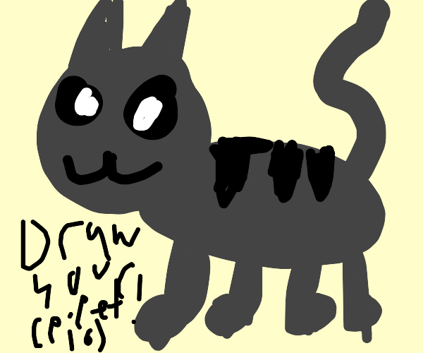 Draw your pet PIO