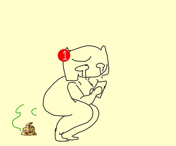 Discord Sad Poop