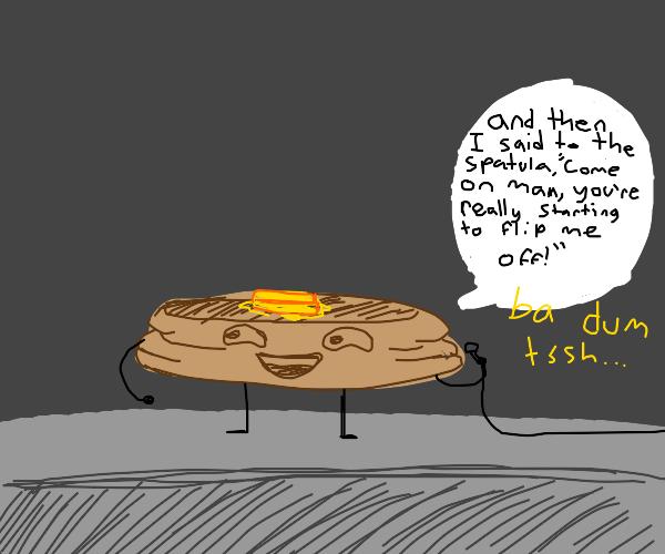 Comical Pancakes