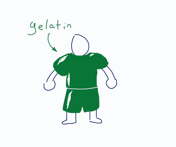 Gelatin Clothing