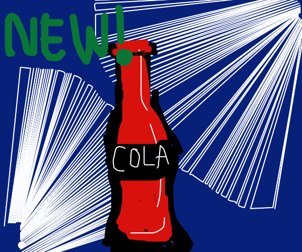 Advertising a new cola (RC)