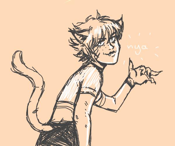 Neko(Cat Girl)
