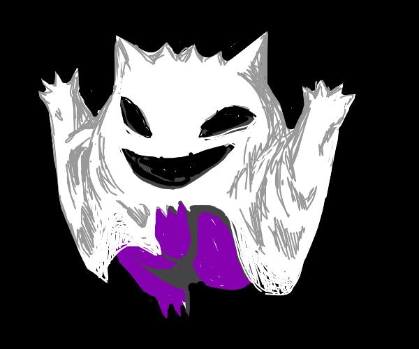 Pokemon as a ghost