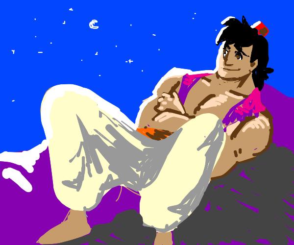 Buff Aladdin