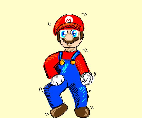 Mario Gangnam style