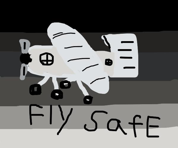 Scott Manley Fly Safe