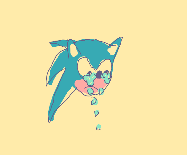 Sonic the Sad Hedgehog