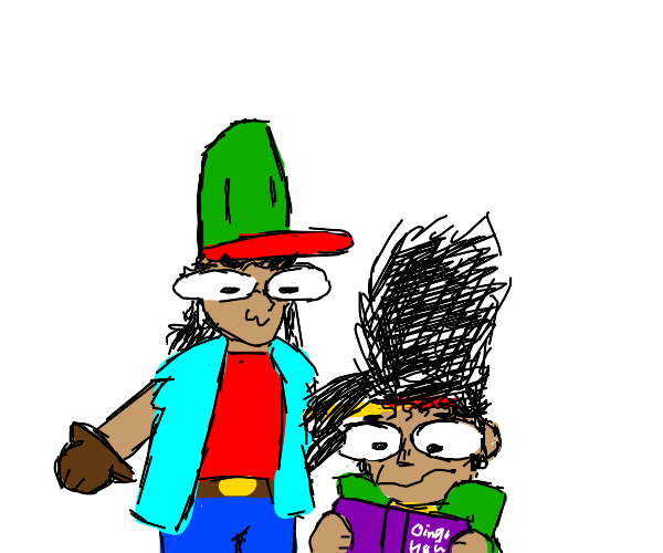 Oingo Boingo Brothers (jjba)