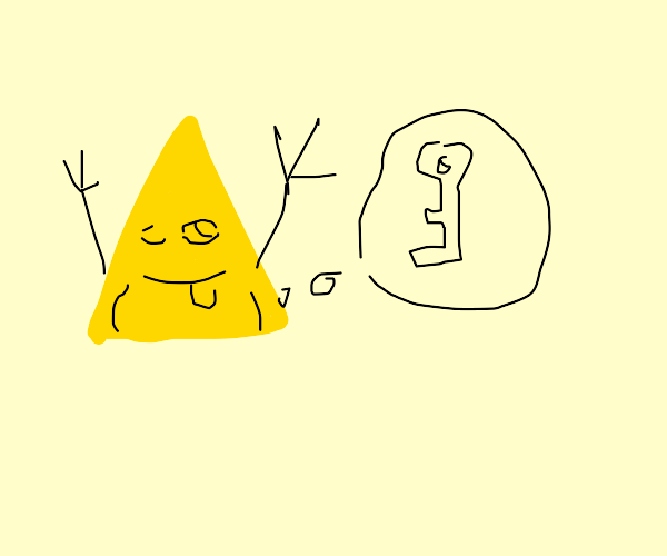 nacho ate the last key