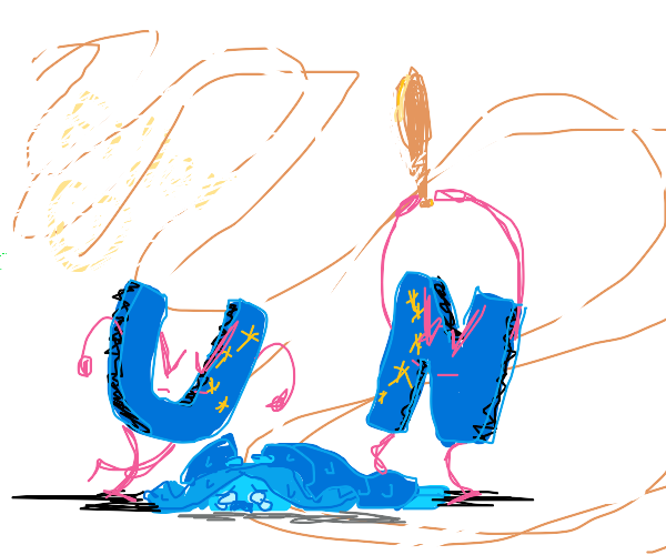 """Water girl attacked by """"u"""" and """"n"""""""