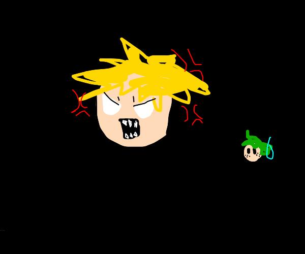 angry Bakugo (MHA)
