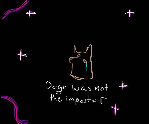 doge was not the imposter