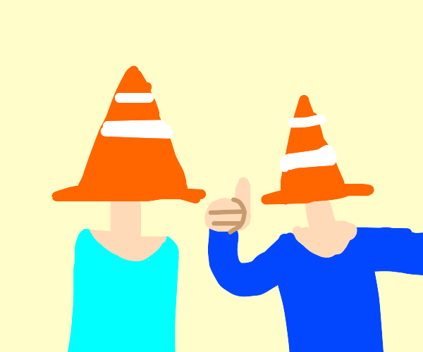 The coneheads