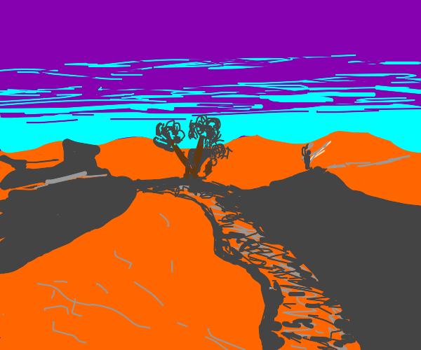Ugly Desert