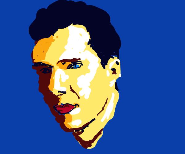 Benedict Cumberbatch?
