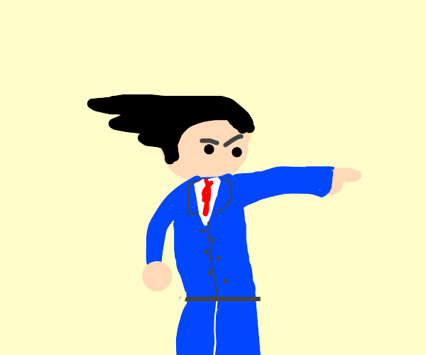Phoenix wright (ace attorney)