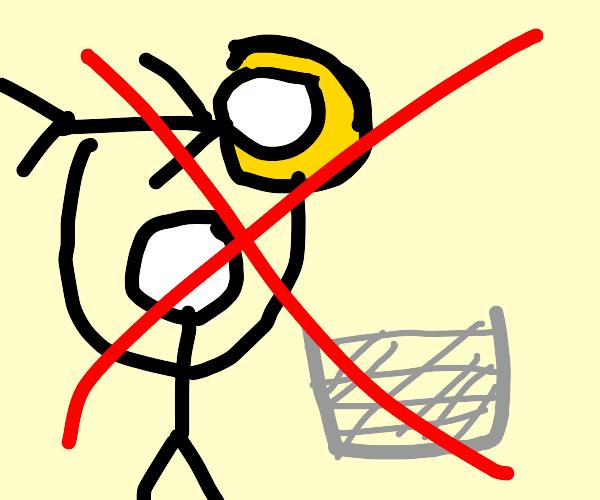 Don't trash women