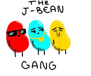 the jelly bean gang