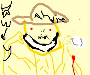 Woody says Howdy!