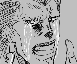 crying polnareff
