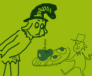 Green Eggs and Ham, I don't like them