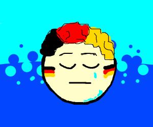 sad german emoji
