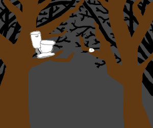 Toilet Trees
