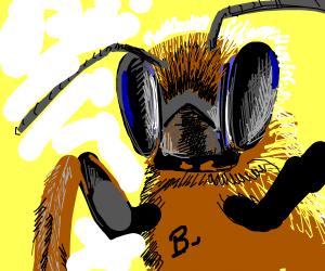 bees are beautiful P.I.O