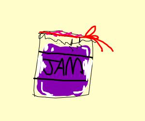Purple Cadbury packaging