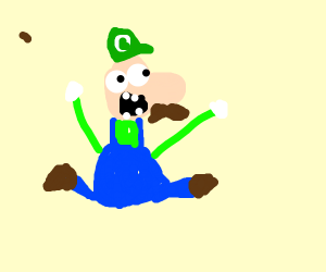 Luigi is a number one