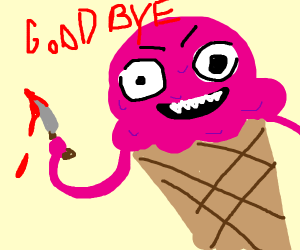 killer ice cream