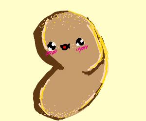 Happy bean