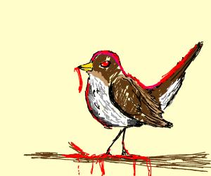 Bold Nightingale