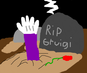 Gruigi returns