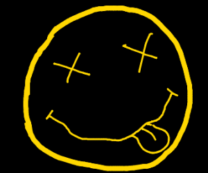 Dead smiley pio