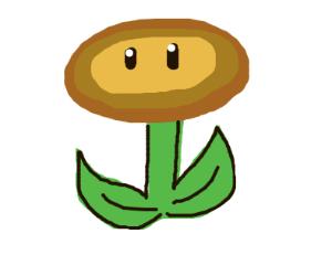 Mario's flower power