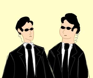Matrix police