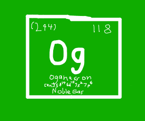 Oganesson (element)