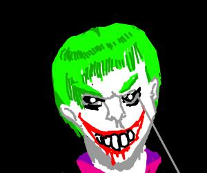 Hyperrealistic (and kinda creepy) Joker