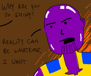 Shiny Thanos