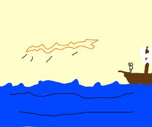 Eel Jumping