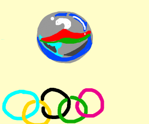 Marbles Olympian