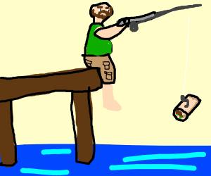 Fishing for a Burrito