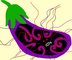 The Eggplant Void