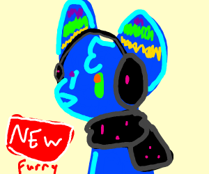 New but not improved furry