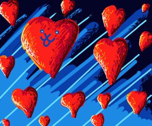 Hearts... Lots of hearts