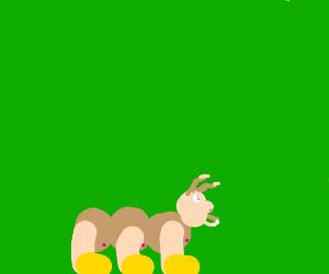 Man-ant