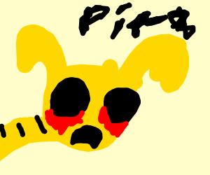 It's Pikachu!