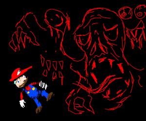 Mario vs Eldritch Horror