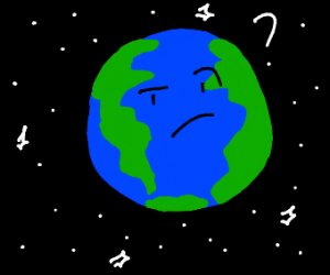 Clueless Earth; Lost in Space